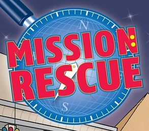 Mission Rescue logo
